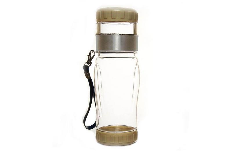 Бутылки для заваривания чая