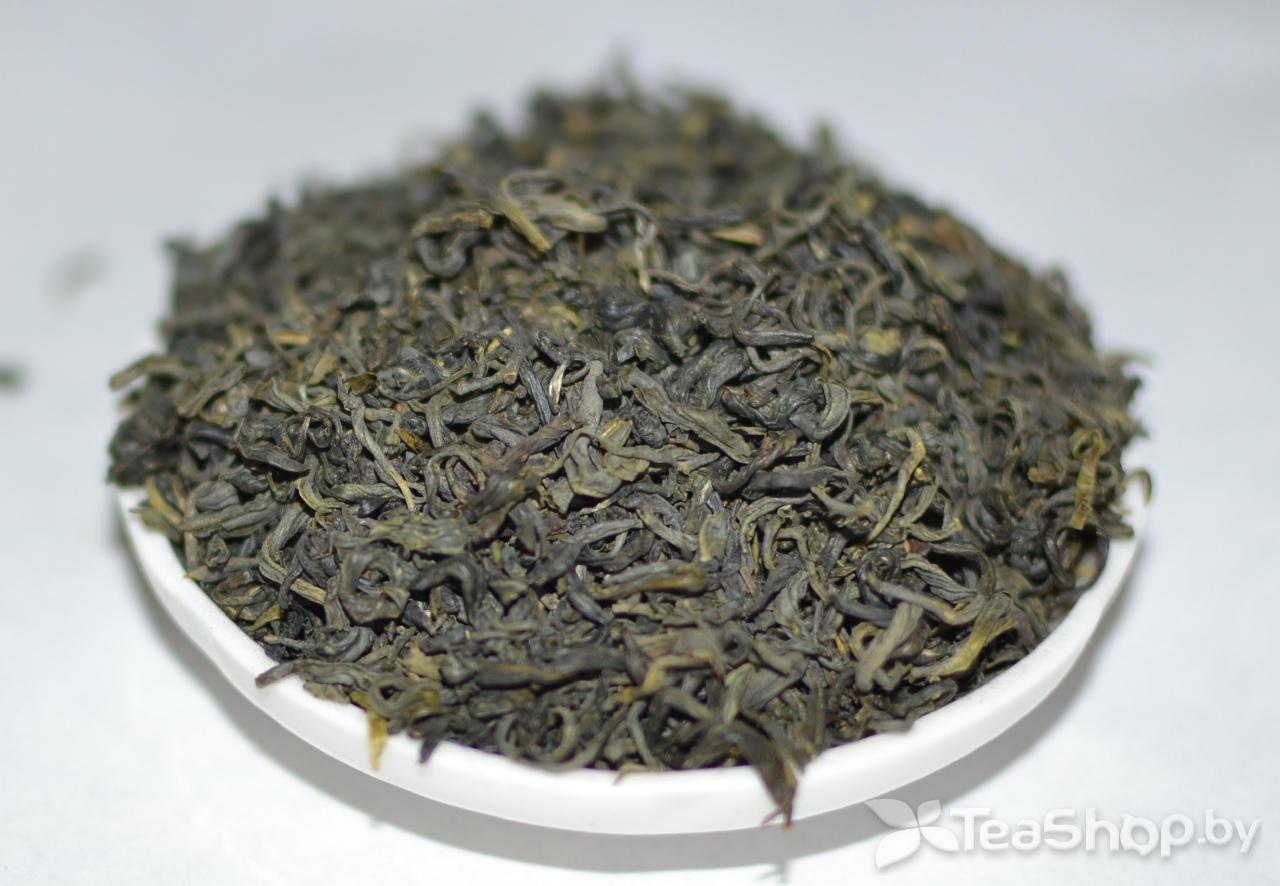 зеленый чай шу сян люй китайская сенча